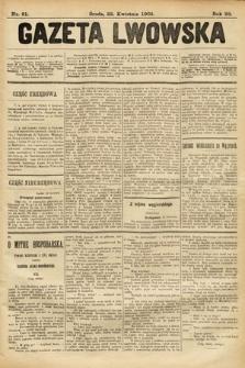 Gazeta Lwowska. 1903, nr91