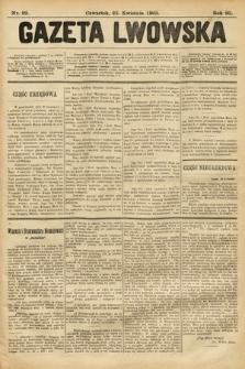 Gazeta Lwowska. 1903, nr92