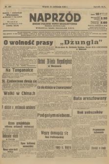 Naprzód : organ Polskiej Partji Socjalistycznej. 1938, nr334