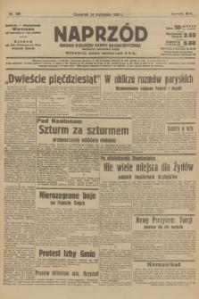 Naprzód : organ Polskiej Partji Socjalistycznej. 1938, nr336