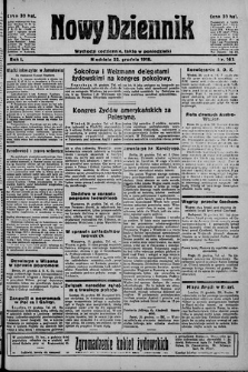 Nowy Dziennik. 1918 , nr163