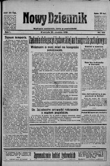 Nowy Dziennik. 1918 , nr164