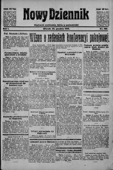 Nowy Dziennik. 1918 , nr165