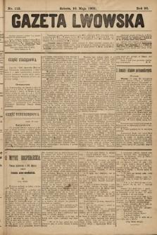 Gazeta Lwowska. 1903, nr112
