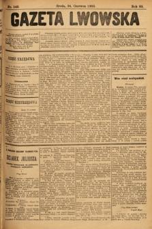 Gazeta Lwowska. 1903, nr142