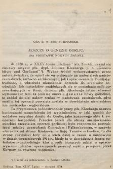 Bellona : dwumiesięcznik wojskowy wydawany przez Wojskowy Instytut Naukowo-Wydawniczy. R.16, T.44, 1934, Zeszyt1
