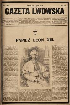Gazeta Lwowska. 1903, nr165