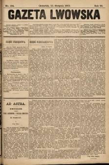 Gazeta Lwowska. 1903, nr184