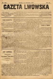 Gazeta Lwowska. 1903, nr208