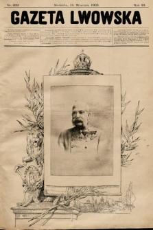 Gazeta Lwowska. 1903, nr209
