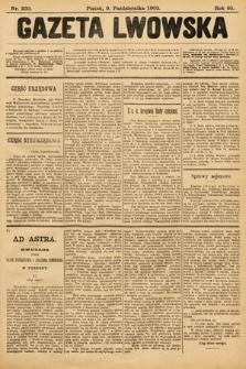 Gazeta Lwowska. 1903, nr230