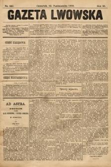 Gazeta Lwowska. 1903, nr241