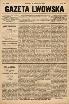 Gazeta Lwowska. 1903, nr256