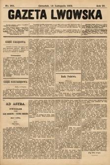 Gazeta Lwowska. 1903, nr265