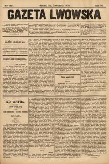 Gazeta Lwowska. 1903, nr267