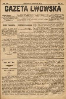 Gazeta Lwowska. 1903, nr280