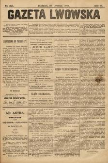 Gazeta Lwowska. 1903, nr291