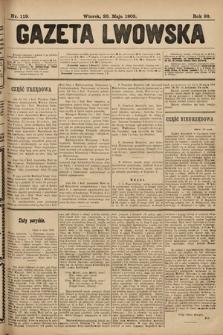 Gazeta Lwowska. 1903, nr119