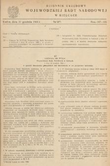 Dziennik Urzędowy Wojewódzkiej Rady Narodowej w Kielcach. 1966, nr28