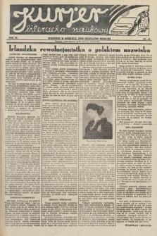 Kurjer Literacko-Naukowy. 1934, nr44