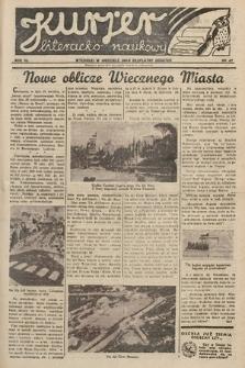 Kurjer Literacko-Naukowy. 1934, nr47