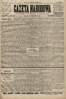 Gazeta Narodowa. 1899, nr5