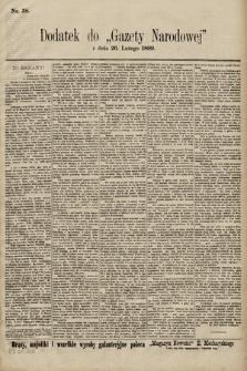 Gazeta Narodowa. 1899, nr58