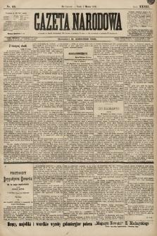 Gazeta Narodowa. 1899, nr60