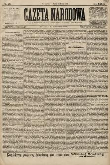 Gazeta Narodowa. 1899, nr69