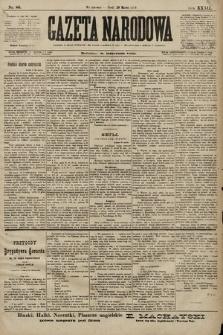 Gazeta Narodowa. 1899, nr88