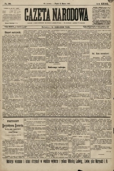 Gazeta Narodowa. 1899, nr90
