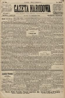 Gazeta Narodowa. 1899, nr100