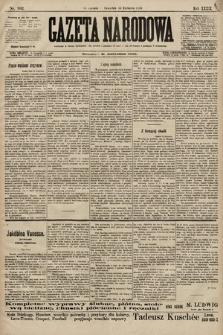 Gazeta Narodowa. 1899, nr102