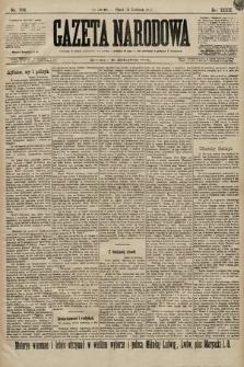 Gazeta Narodowa. 1899, nr103