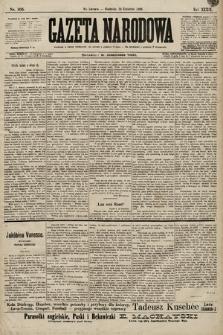 Gazeta Narodowa. 1899, nr105