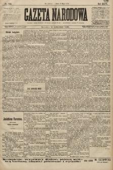 Gazeta Narodowa. 1899, nr122