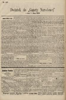 Gazeta Narodowa. 1899, nr127