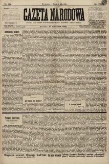 Gazeta Narodowa. 1899, nr128