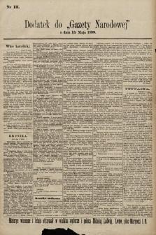 Gazeta Narodowa. 1899, nr131