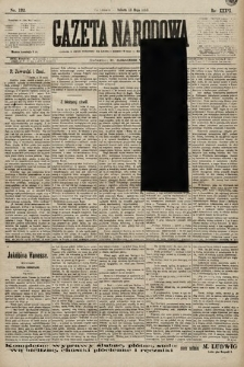 Gazeta Narodowa. 1899, nr132