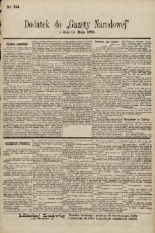 Gazeta Narodowa. 1899, nr134