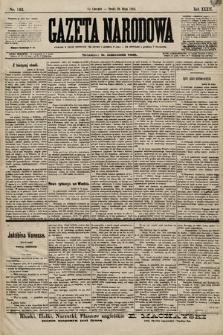 Gazeta Narodowa. 1899, nr142