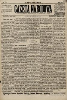 Gazeta Narodowa. 1899, nr143