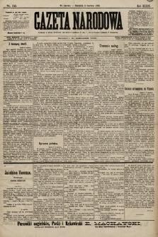 Gazeta Narodowa. 1899, nr153