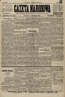 Gazeta Narodowa. 1899, nr155