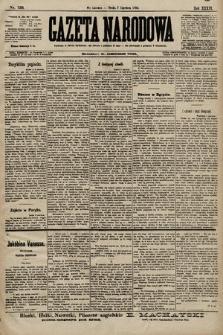 Gazeta Narodowa. 1899, nr156