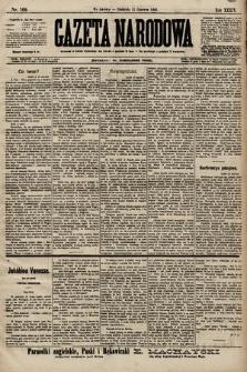 Gazeta Narodowa. 1899, nr160