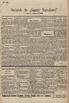 Gazeta Narodowa. 1899, nr161