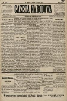 Gazeta Narodowa. 1899, nr164