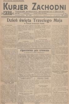 Kurjer Zachodni Iskra : dziennik polityczny, gospodarczy i literacki. R.19, 1928, nr122